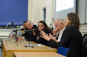 Conflict Panel 19(1)