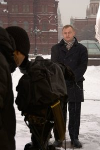 Reporting on the Russian parliamentary elections, December 2007
