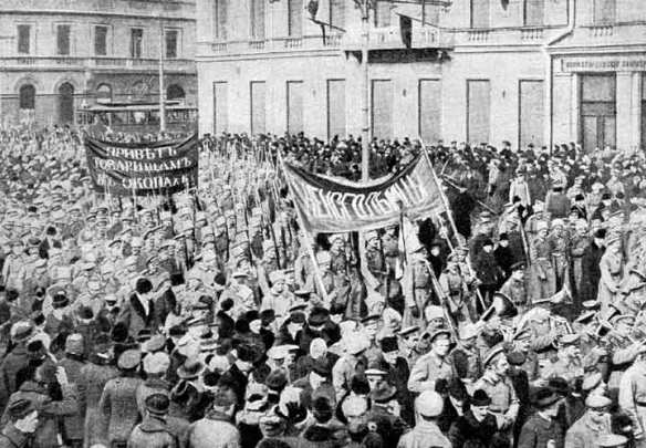 Soldiers_demonstration.February_1917